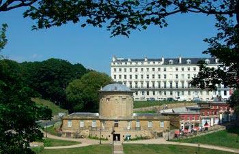 Rotunda Museum of Geology, uno de los museos más antiguos de Reino Unido. Scarborough