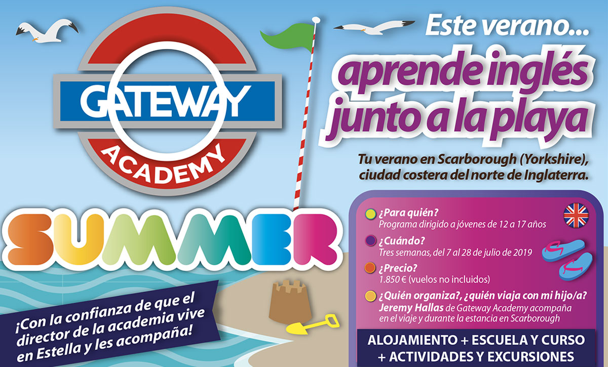 Este verano aprende inglés en Inglaterra. Gateway Academy